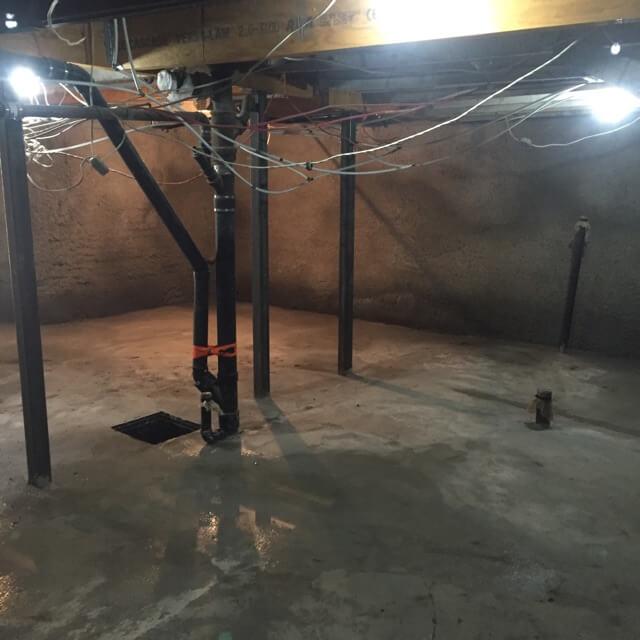 Entrepreneur pour plancher en béton duplex à Montréal